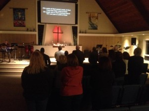 High Mountain Church - Ash Wednesday